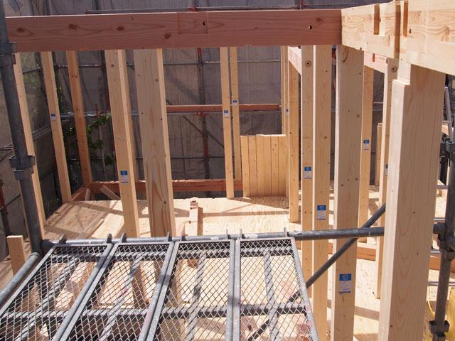 最低限の大きさの家を建てる