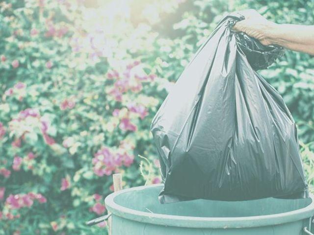 ゴミ捨て場が近ければゴミは捨てやすい