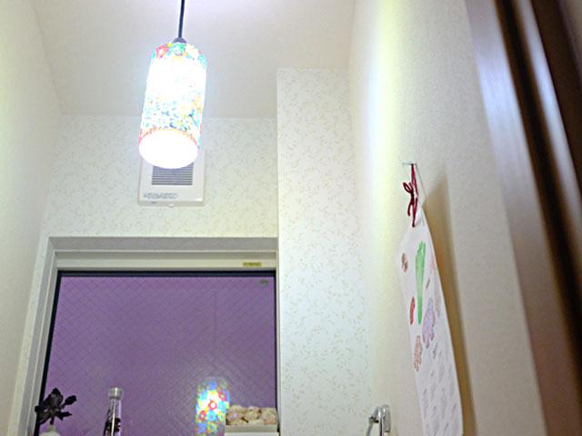 LEDに変更した照明