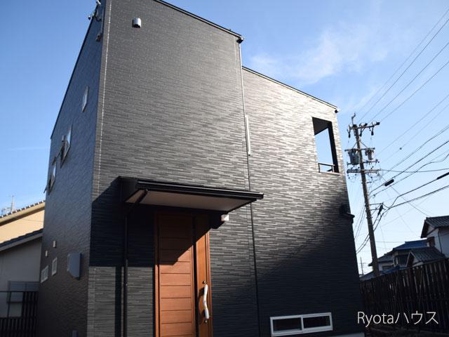 最新ローコスト住宅の外観