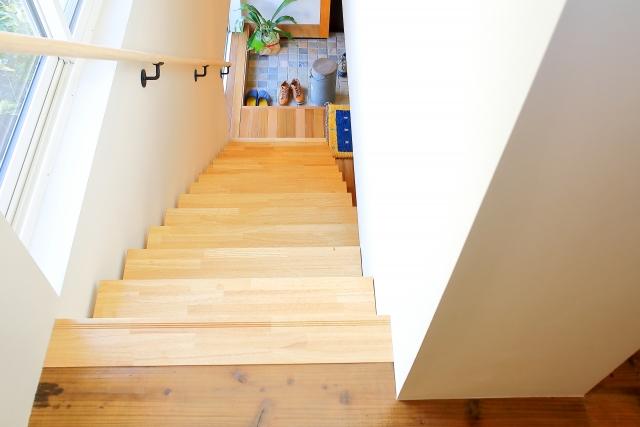階段をどこに設置すべきか