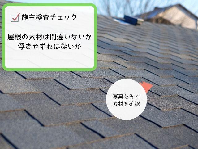 屋根は上れないので写真を見せてもらおう